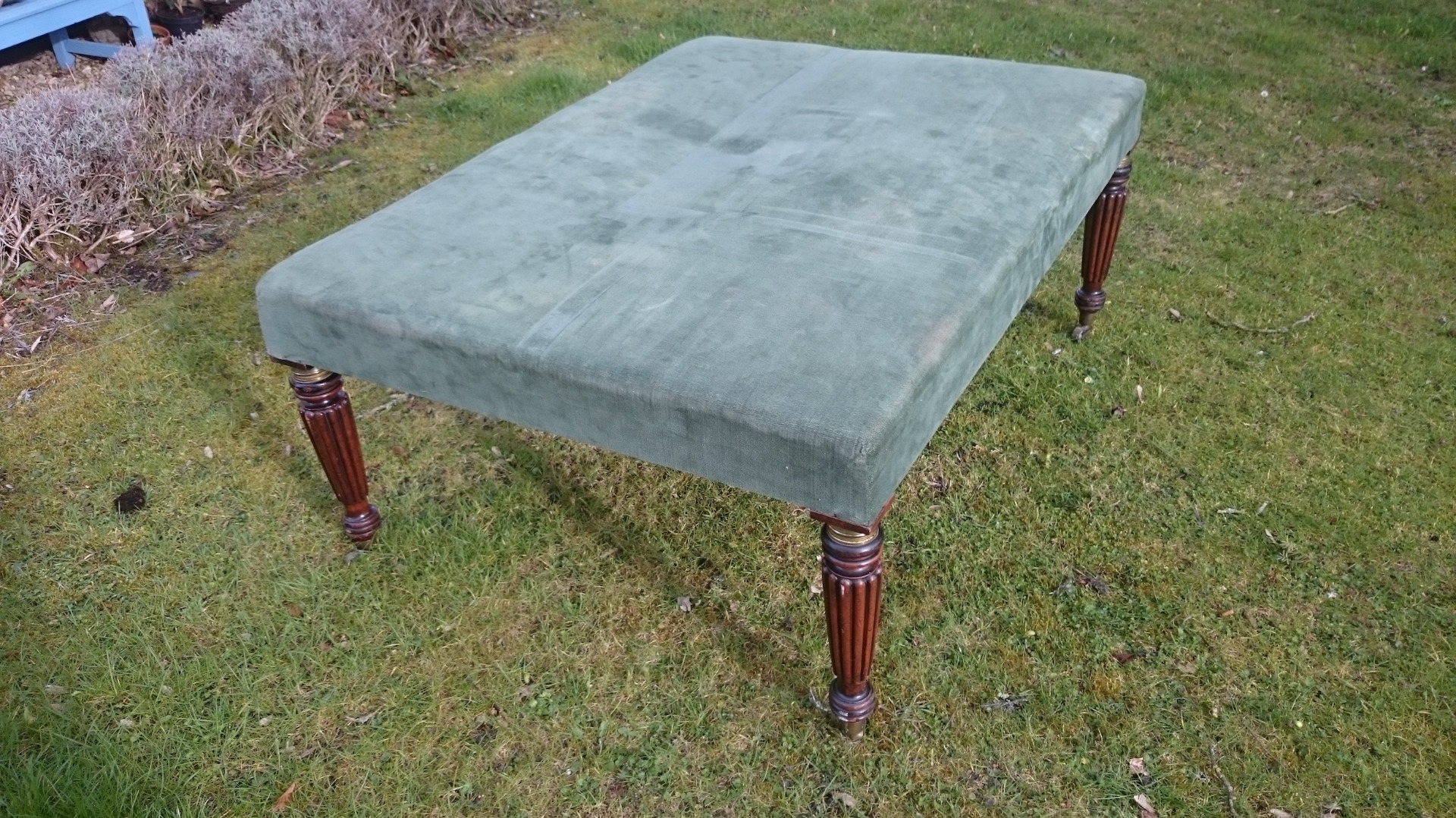 Antique Stools And Ottomans Hares Antiques