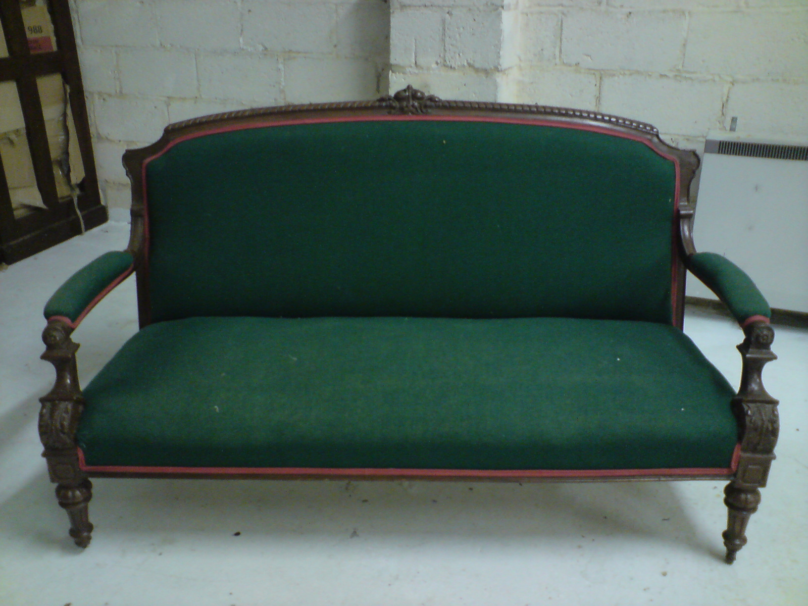Victorian Antique Sofa