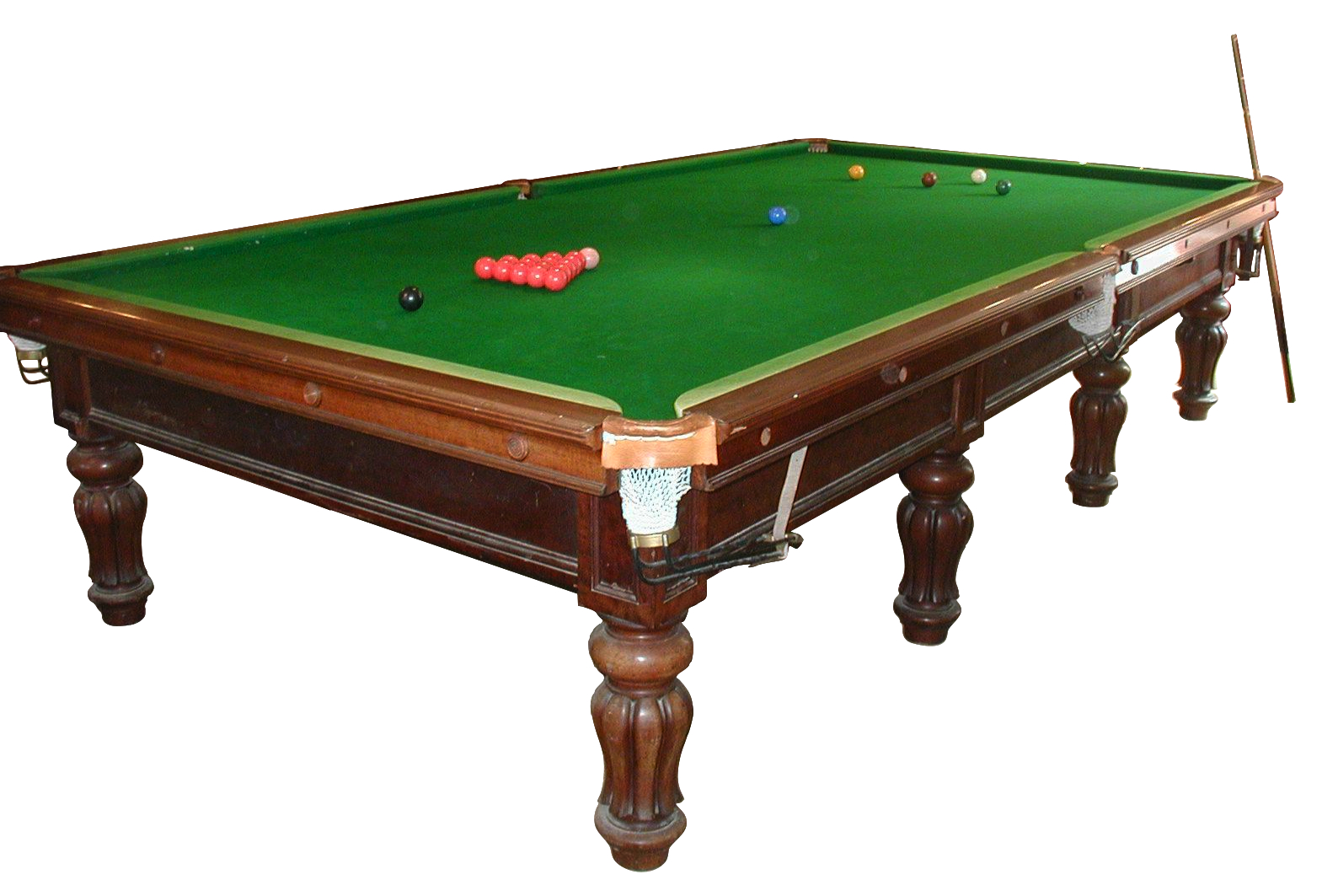 Antique billiard tables snooker tables hares antiques - Photos of pool tables ...