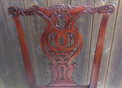 1609201712 Antique Chairs Chippendales Dense Timber Carver 38h 30w 21d 17½h Single 38h 22w 20d 17½h _10.jpg