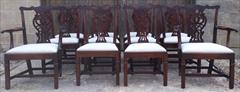 1609201712 Antique Chairs Chippendales Dense Timber Carver 38h 30w 21d 17½h Single 38h 22w 20d 17½h _2.jpg