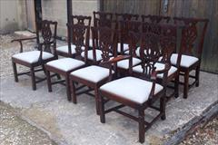 1609201712 Antique Chairs Chippendales Dense Timber Carver 38h 30w 21d 17½h Single 38h 22w 20d 17½h _4.jpg