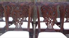 1609201712 Antique Chairs Chippendales Dense Timber Carver 38h 30w 21d 17½h Single 38h 22w 20d 17½h _5.jpg