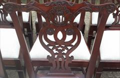 1609201712 Antique Chairs Chippendales Dense Timber Carver 38h 30w 21d 17½h Single 38h 22w 20d 17½h _6.jpg