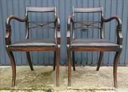 2011201920th Century Pair of Carver Armchairs 21w 17½hs 22d 34h _2.JPG