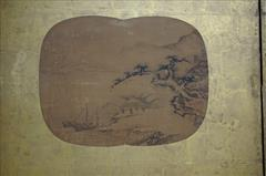 18th century antique Japanese screen3.jpg