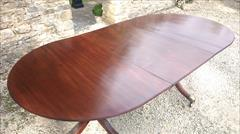 AntiqueTwinPillarDiningTable45w87long30high_7.JPG