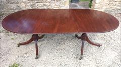AntiqueTwinPillarDiningTable45w87long30high_8.JPG