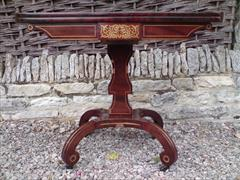 Regency mahogany antique card table1.jpg