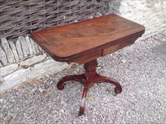 Regency mahogany antique card table2.jpg