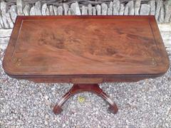 Regency mahogany antique card table3.jpg