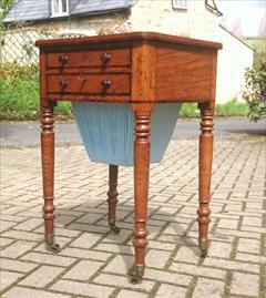 Oak antique work box sewing table2.jpg