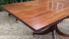 George III mahogany antique dining table5.jpg
