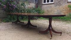 George III mahogany antique dining table6.jpg