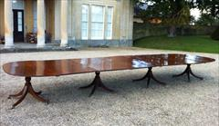 18th century mahogany four pedestal dining table by Gillow.jpg