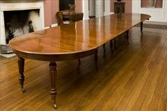 Regency mahogany antique dining table by Gillow of Lancaster1.jpg