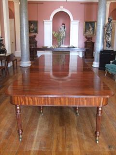 Regency mahogany antique dining table1.jpg