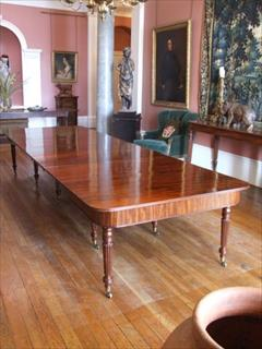 Regency mahogany antique dining table3.jpg