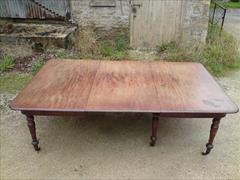 Regency mahogany period antique dining table4.jpg