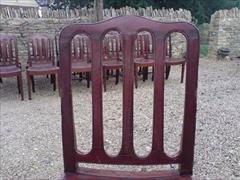set of 19 George III period mahogany antique dining chairs6.jpg