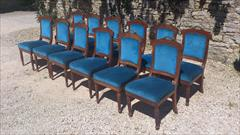 Set of 12 comfortable antique dining chairs3.jpg