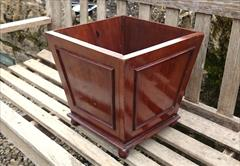 Coal Scuttle Wine Cooler 12w 12d 12h _8.JPG