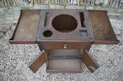 Antique Oak Pot Cupboard 3.JPG