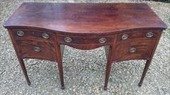 Antique Sideboard Mahogany 62½w 36h 30d 10.JPG