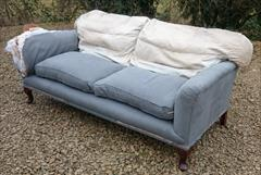 Howard and Sons Portarlington Sofa 39or40d 36h 6ft6 approx 8.JPG