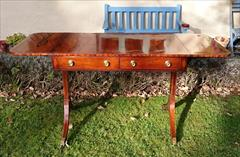 28032018Antique Regency Rosewood Sofa Table 24d 57½w 37w 28high 27.JPG