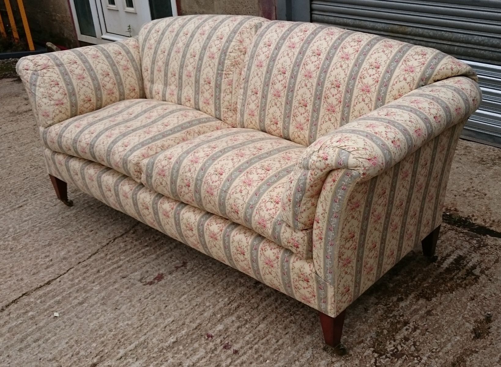 Antique Howard And Sons Sofas Hares Antiques